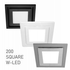 Airbus 200 Square LED Cover - Group
