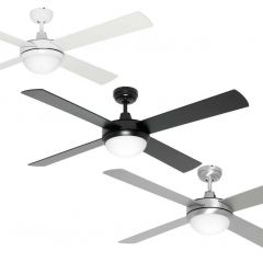 Caprice 1300mm Ceiling Fan with Light Group