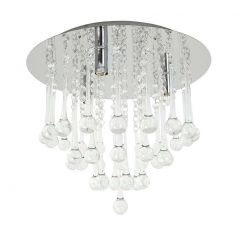Charlotte Close to ceiling crystal