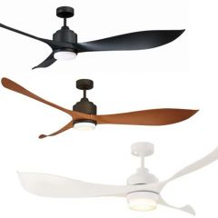 Mercator Eagle XL Ceiling Fan with LED Light  FC368163 - Group