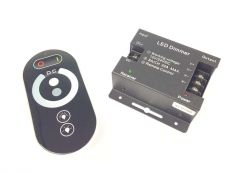 RF LED Strip Dimmer and Remote Control