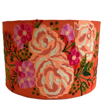Rose Coral Drum SHD056 SHADE ONLY